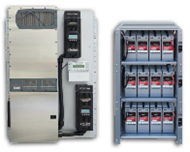 OUTBACK, FPR-8048A-28.8kWh, PACKAGE FPR-8048A 8.0kW, IBR-3-48-175, TWELVE 200RE
