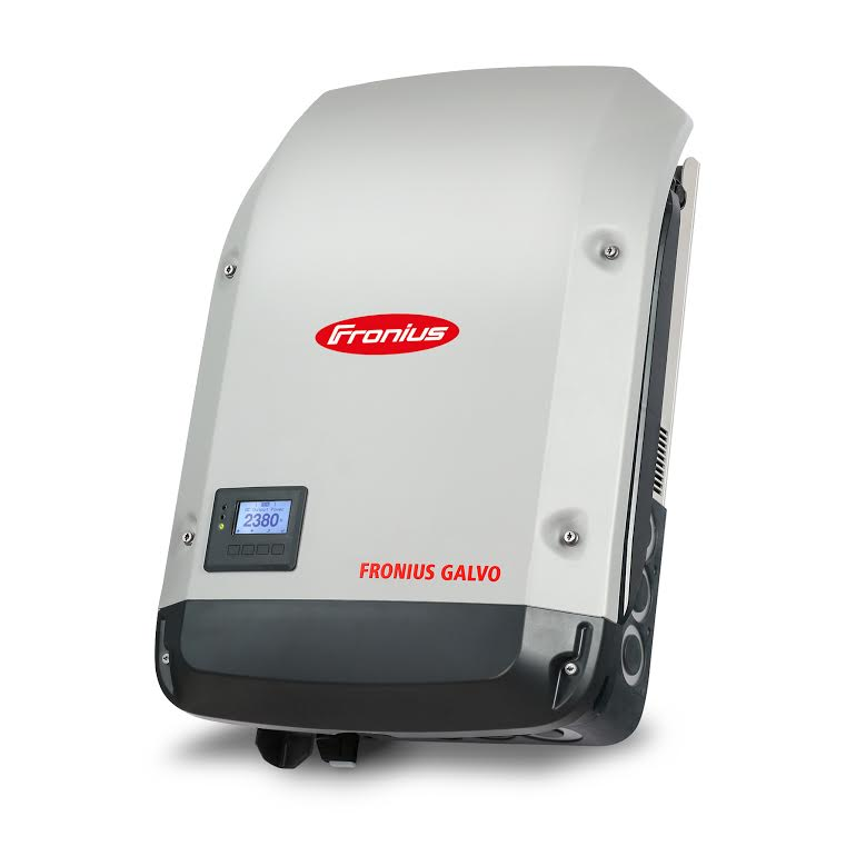 FRONIUS, GALVO 2.5-1 4,200,013,800, ISOLATED STRING INVERTER, 2.5KW, 208/240VAC, W/DC DISCONNECT