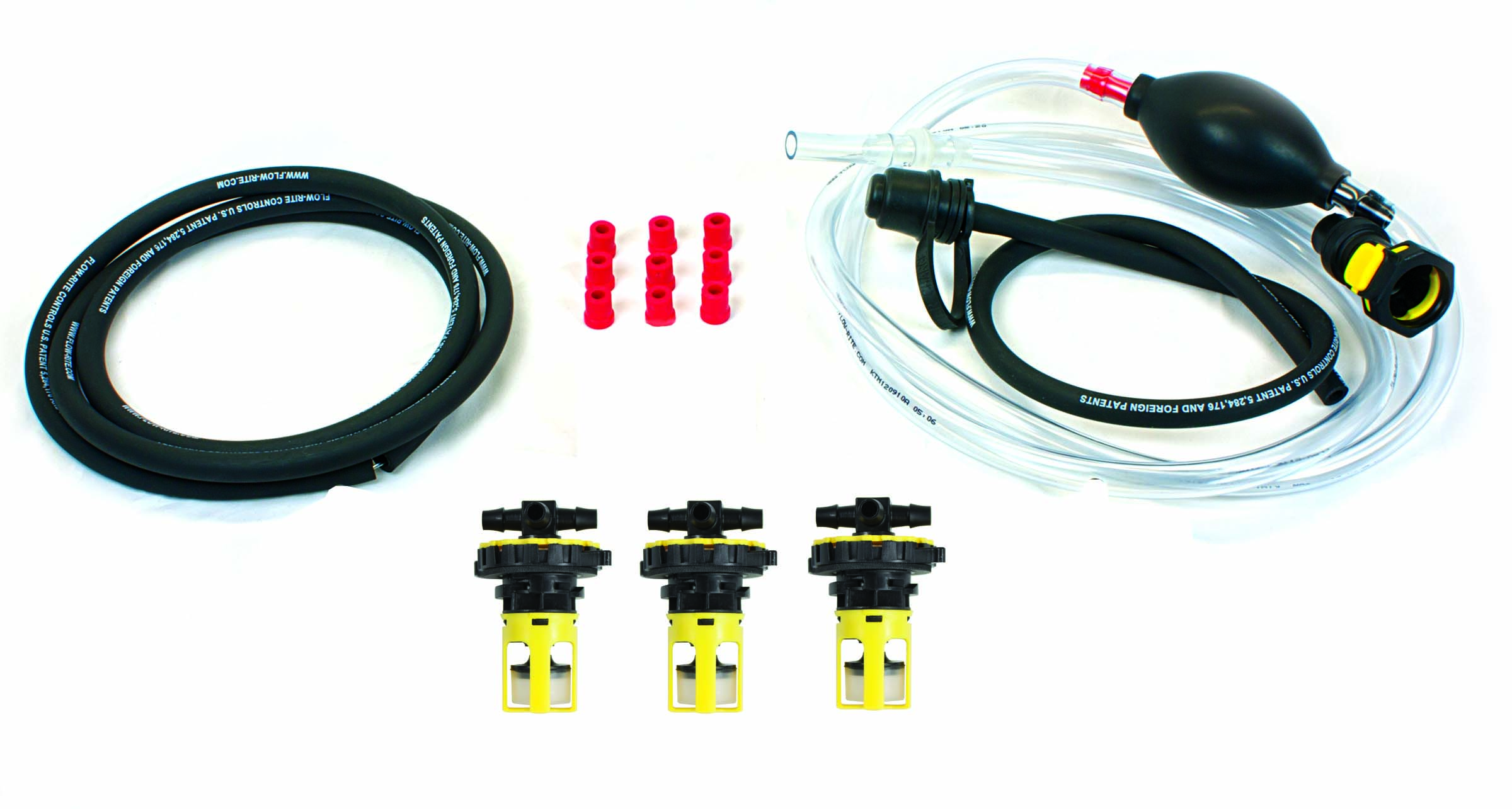 TROJAN, 210114, BATTERY WATERING SYSTEM 24V, L-16RE-2V