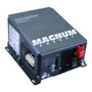 MAGNUM, ME2012-20B, BATTERY INVERTER, OFF-GRID MODWAVE, 20A BREAKERS, 2000W, 12VDC 120VAC 60HZ