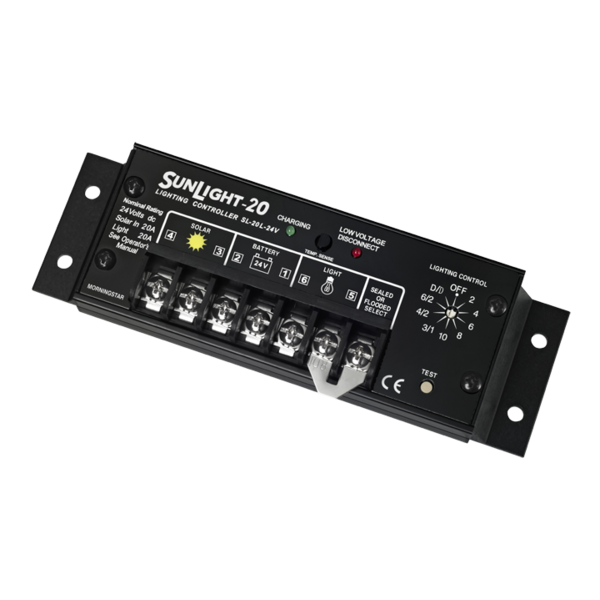 Morningstar SunLight Charge Controller
