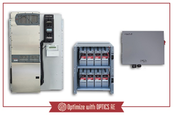OUTBACK, SE-420RE, SYSTEM-EDGE-420RE PACKAGE WITH FPR-4048A, IBR-2-48-175, EIGHT 200RE, FWPV4-FH600