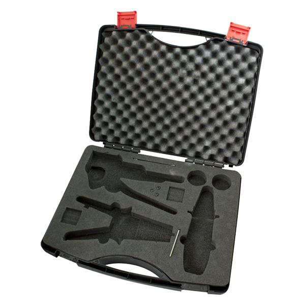 RENNSTEIG TOOL, 624 105 26 RT, KIT PLASTIC CARRYING CASE ONLY