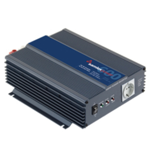 SAMLEX, PST-60S-12E, BATTERY INVERTER, OFF-GRID SINEWAVE, 600 W, 12 VDC, 230 VAC, 50 HZ