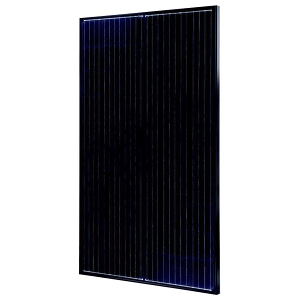 MISSION SOLAR, MSE295SQ5T, MSE PERC 60 CELL, MONO BLACK/BLACK, 4BB, PV MODULE, 295 W, MC4, USA-MADE