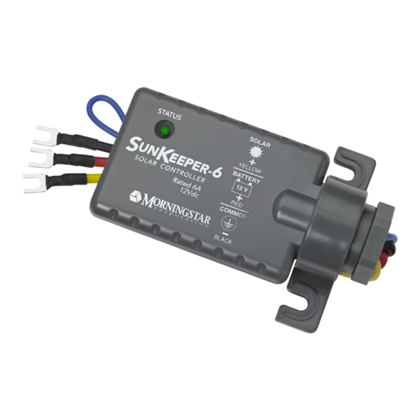 Morningstar SunKeeper Charge Controller