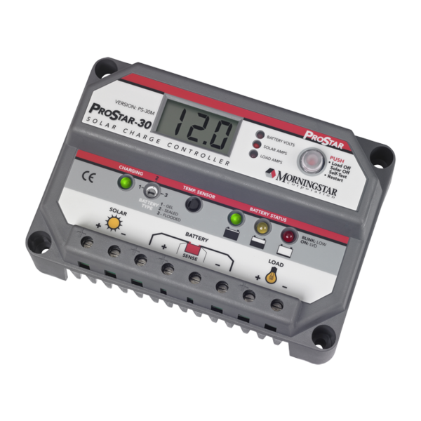 Morningstar ProStar Gen2 PWM Charge Controllers