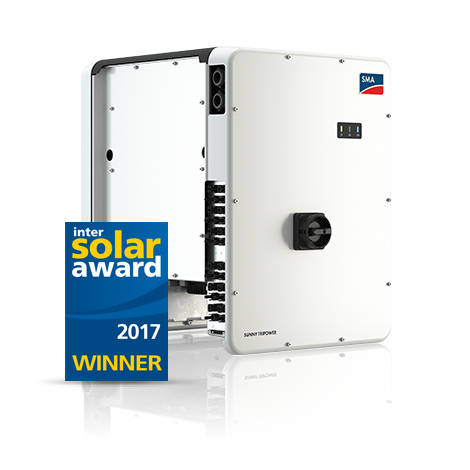 SMA Tripower CORE1-33/50/62 kW Commercial Inverters