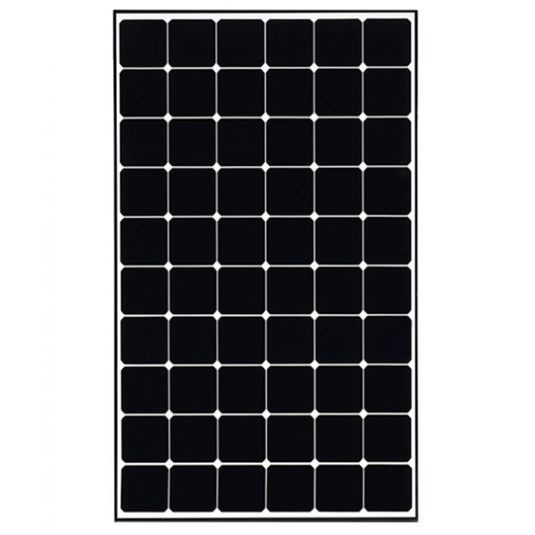 LG, LG350Q1C-A5, PV MODULES, 350W, MONO, BLACK FRAME, MC4, KOREA