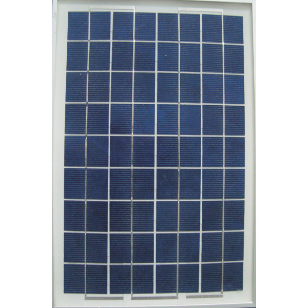 DASOL, DS-A18-10, PV MODULE, 10W, WHITE BACK/CLEAR FRAME, WIRES, CHINA