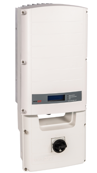 SOLAREDGE, SE6000A-US-U, NON-ISOLATED STRING INVERTER, 6000W, 240 VAC, AFCI