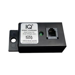IOTA, IQ4-12-36VD, BATTERY CHARGER, 3 STAGE SMART CONTROLLER