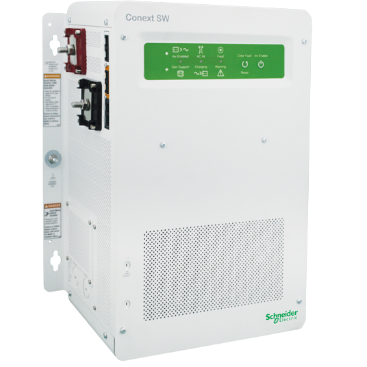 Schneider Electric Conext SW Off-Grid Inverters and Systems