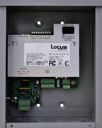 LOCUS ENERGY, SPPVLB5-101, L-GATE 101 PV AND CONSUMPTION MONITORING BUNDLE,  REVENUE GRADE, SINGLE PHASE, 5 YEARS