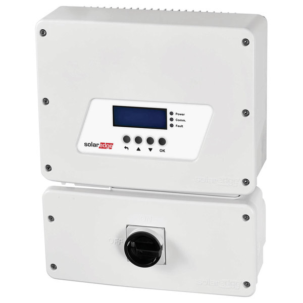 SolarEdge HD-Wave Single-Phase Inverters