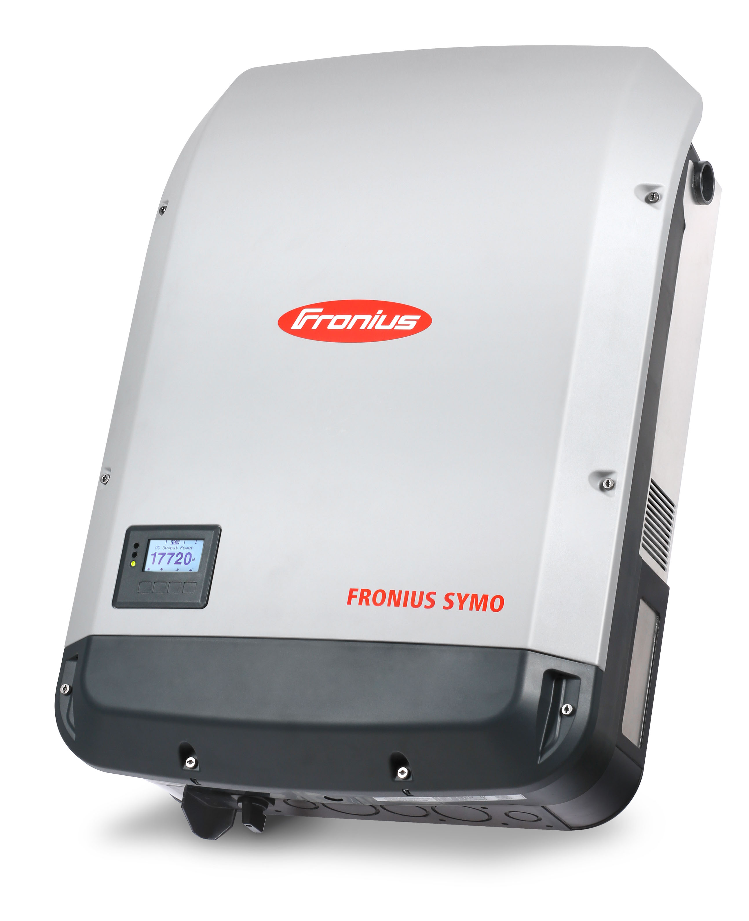 FRONIUS, SYMO 12.5-3 480, NON-ISOLATED STRING INVERTER, 10 KW, 480 VAC, LITE - NO DATAMANAGER 2.0 CARD