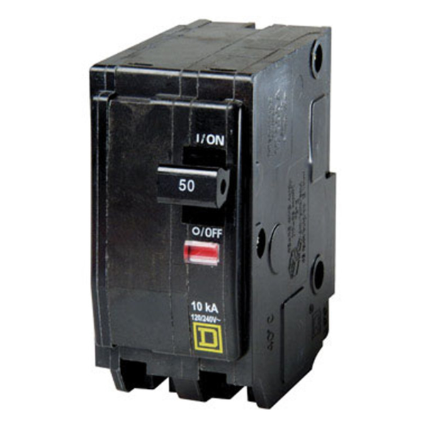 Square D QO Plug on Circuit Breakers