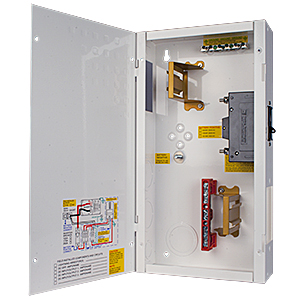 MIDNITE SOLAR, MNDC175PLUS, MINI DC PLUS BREAKER PANEL 175A BRKR