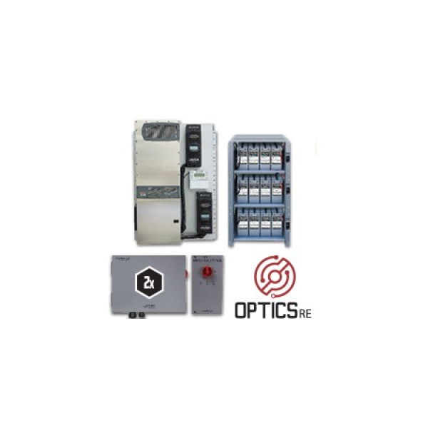 OUTBACK, SE-830GH, SYSTEM-EDGE-830GH PACKAGE WITH FPR-8048A, IBR-2-48-175, TWELVE 200GH, ICS+2