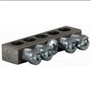 BUSBAR, SQUARE D, PK4GTA, GROUND BUS KIT