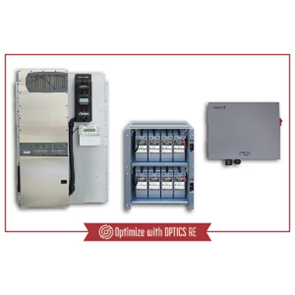 OUTBACK, SE-420NC, SYSTEM-EDGE-420NC PACKAGE WITH FPR-4048A, IBR-2-48-175, EIGHT 200NC, FWPV4-FH600