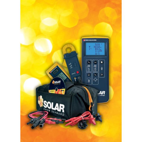SEAWARD, 388A917K, PV150 SOLARLINK TEST KIT