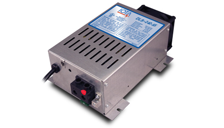 IOTA, DLS-240-27-25, BATTERY CHARGER, 25 A, 24 VDC, 230-240 VAC, 50-60 HZ