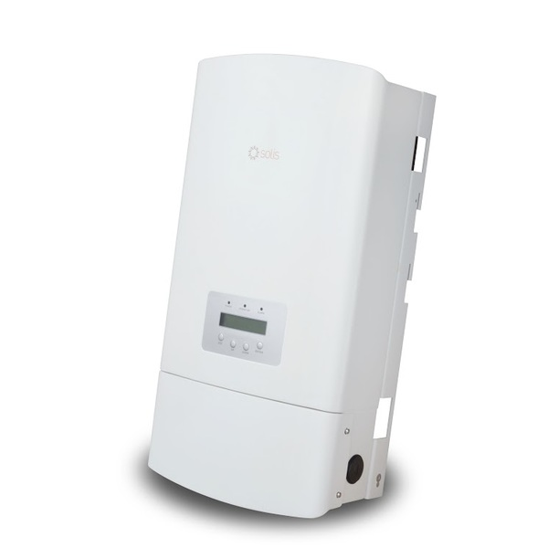 Ginlong Solis Single-Phase Inverters