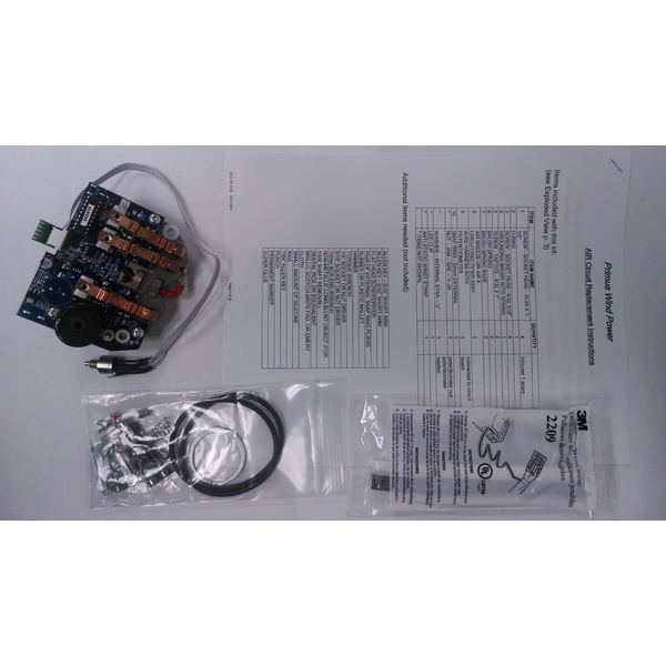 PRIMUS, CIRCUIT BREAKER KIT FOR 48VDC AIR BREEZE/AIR-40, 5 A