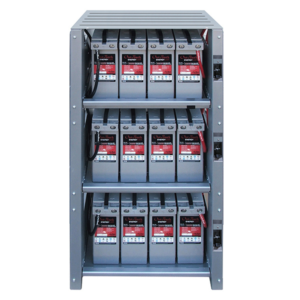 OutBack IBR battery racks