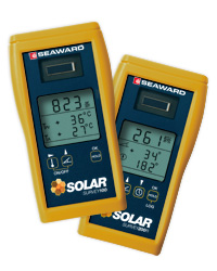 SEAWARD SOLAR, 396A920, IRRADIANCE METER, SOLAR SURVEY 200, WIRELESS