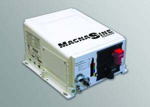 MAGNUM, MS4048-20B, BATTERY INVERTER, OFF-GRID SINEWAVE, 4000 W, 48 VDC, 120 VAC 60 HZ, 20 A BREAKERS