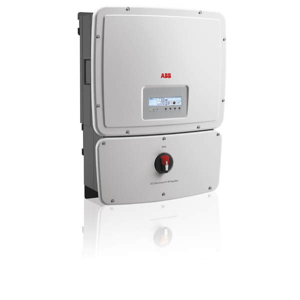 ABB, UNO-7.6-TL-OUTD-S-US-A, NON-ISOLATED STRING INVERTER, 7600W, 208/240/277VAC