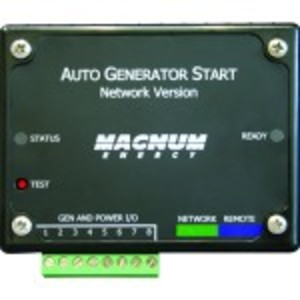 MAGNUM, ME-AGS-N, AUTO GEN START MODULE, NETWORK VERSION