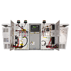 MIDNITE, MAGNUM MNEMS4024PAEACCPL-DUAL, PRE-WIRED POWER PANEL, AC COUPLED, 8.0KW, 24VDC, 120/240VAC, DUAL MS4024PAE