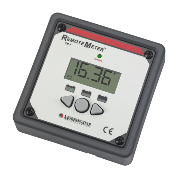MORNINGSTAR, RM-1, REMOTE METER