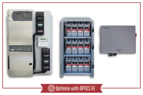 OUTBACK, SE-830RE, SYSTEM-EDGE-830RE PACKAGE WITH FPR-8048A, IBR-3-48-175, TWELVE 200RE, TWO FWPV6-FH600