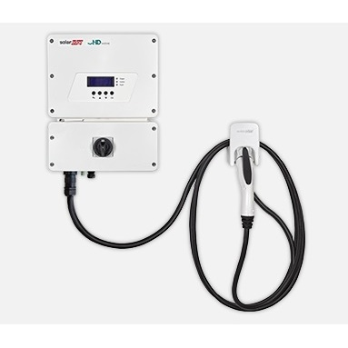 SolarEdge EV Charging Single Phase Inverters