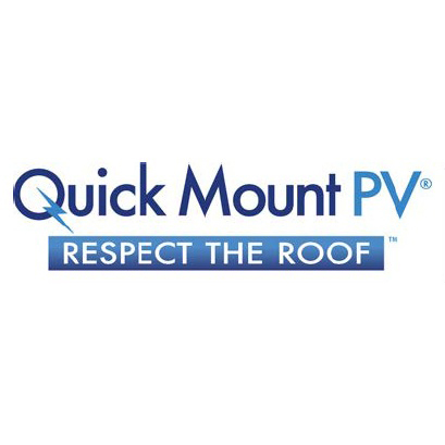 QUICKMOUNT, QBASE LOW SLOPE MOUNT 12IN, AL, MILL FINISHED, QMLSH-12 A 12, 12 PK